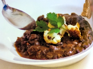 chocolate chili